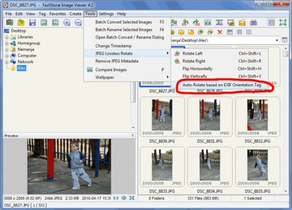 How to auto rotate images based on EXIF Orientation tag-2